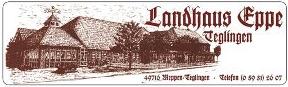Restaurant Landhaus Eppe