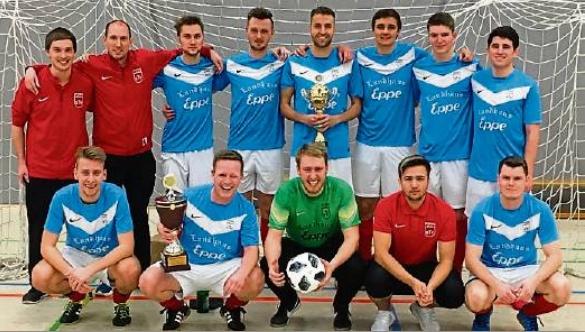 Hallenstadtmeisterschaft: Titelverteidigung?