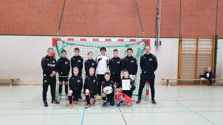 Hallenkreismeisterschaft C-Junioren