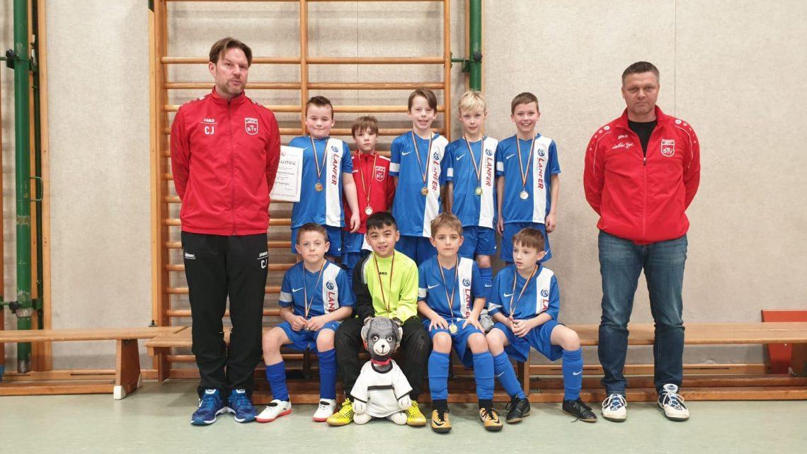 Hallenkreismeisterschaft F-Jugend
