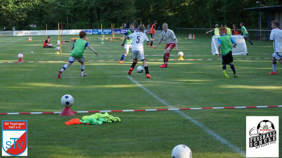 Jugend-Fußballcamp vom 30.05 bis 02.06.19