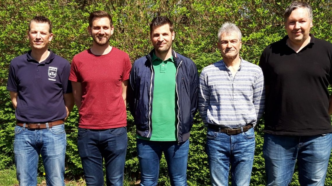 Jens Hackmann neuer Trainer beim SV Teglingen