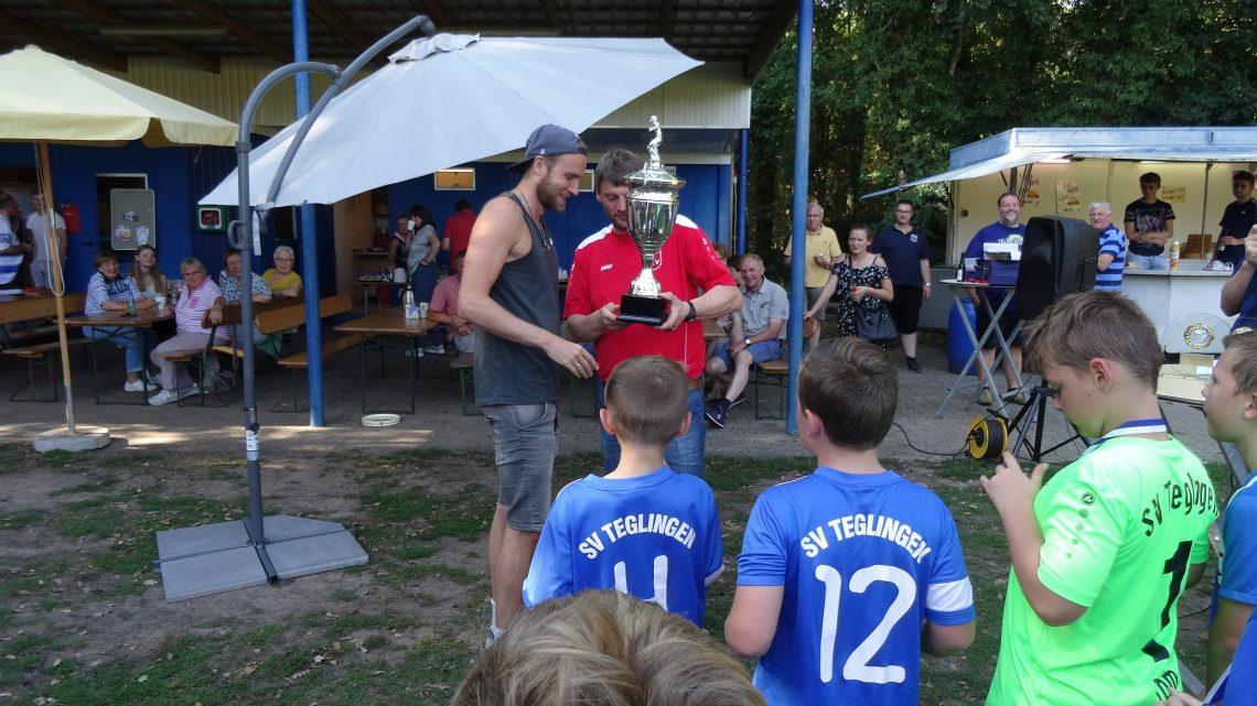 """Schleuse wird erneut """"Alois-Sielker""""-Turniersieger"""