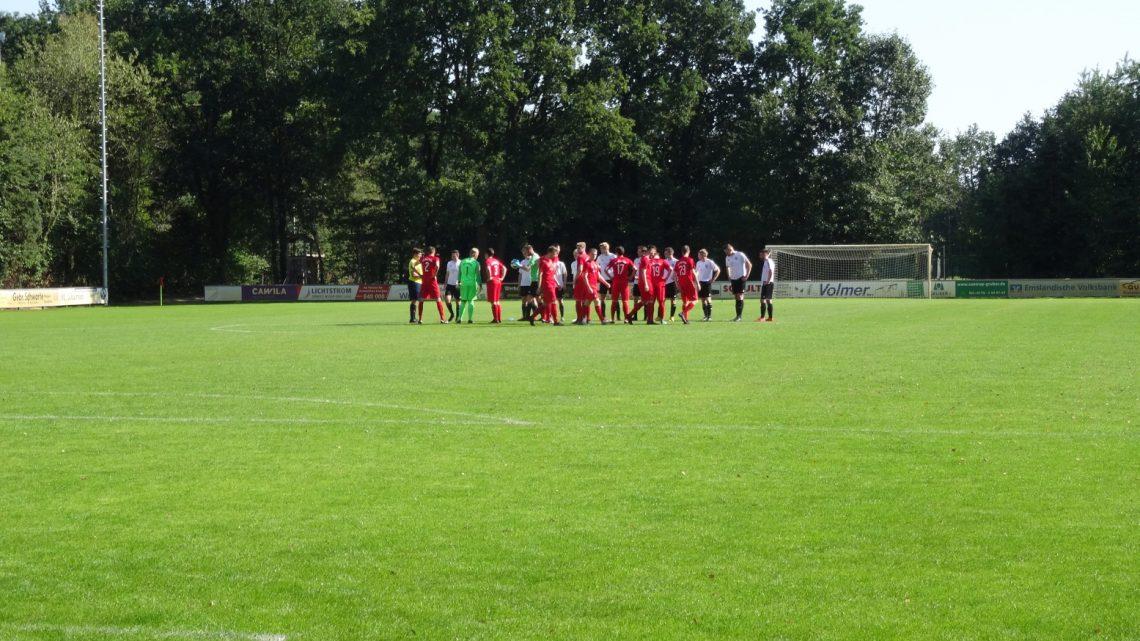 Nach zweimaligem Rückstand: TSV holt Punkt in Haren