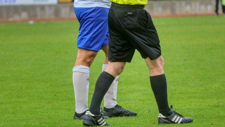 """Initiative """"Keine Gewalt gegen Schiedsrichter"""""""