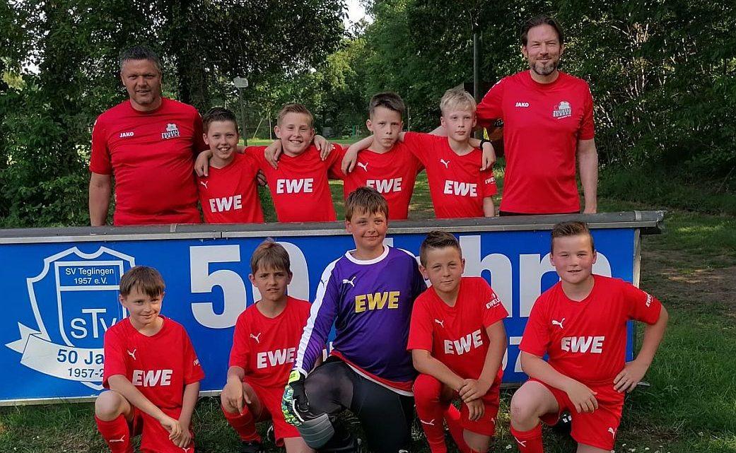 EWE Cup: Aus in Runde 2 nach Auftaktkantersieg